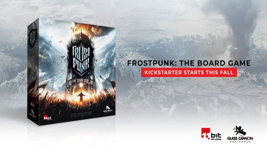 Frostpunk Board Game Brings Survival to The Table
