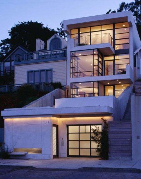 San Fran Modern Kiến Truc Biệt Thự Nice