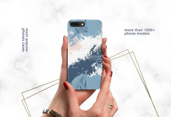Blue Samsung M40 Lg G7 ThinQ Case OnePlus 7 Case / iPhone XR | Etsy