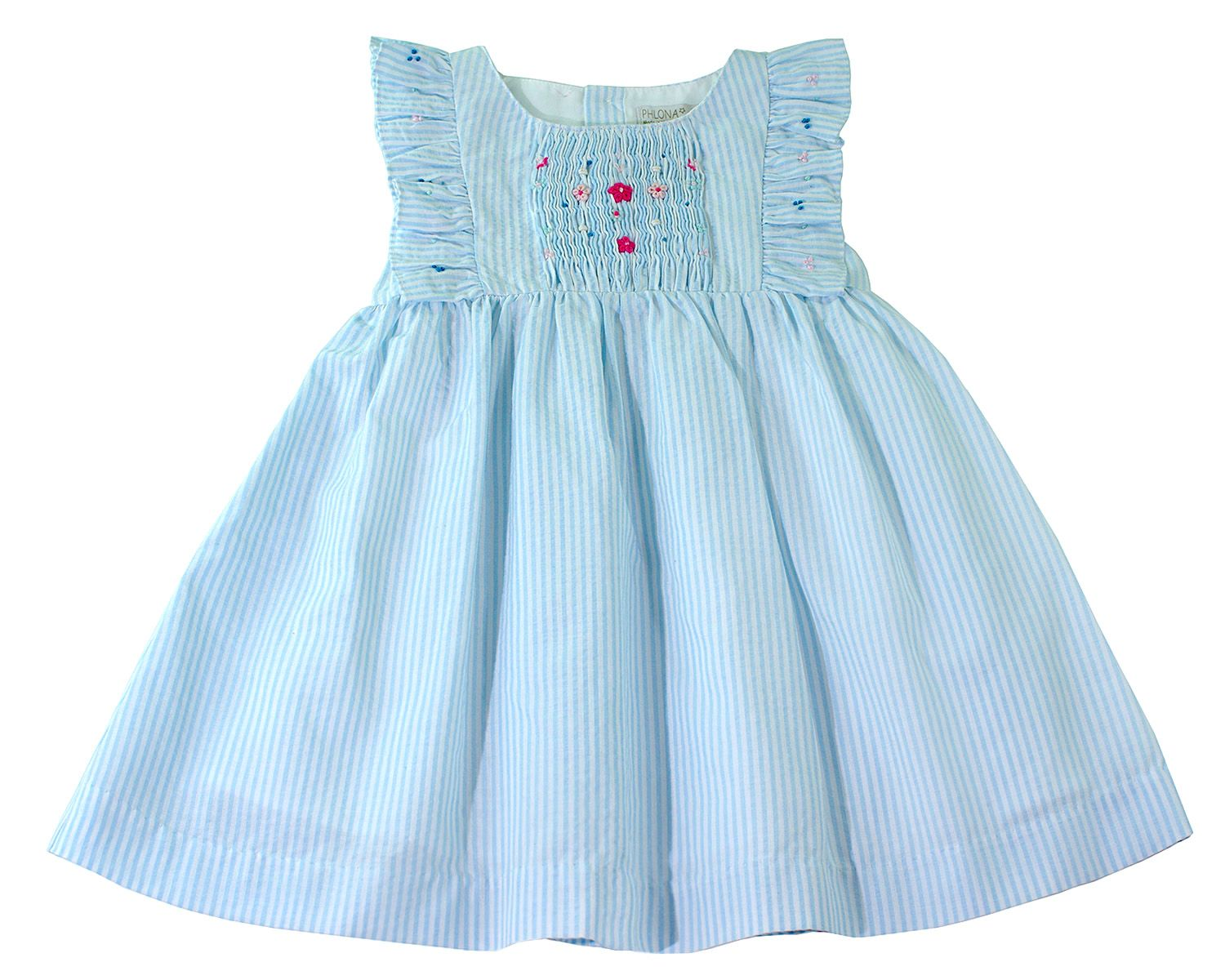9a5d6687a8 Girls Smocked Dresses Size 7