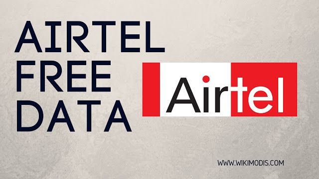 Airtel Free Data {100 Working} Guarenteed (With images