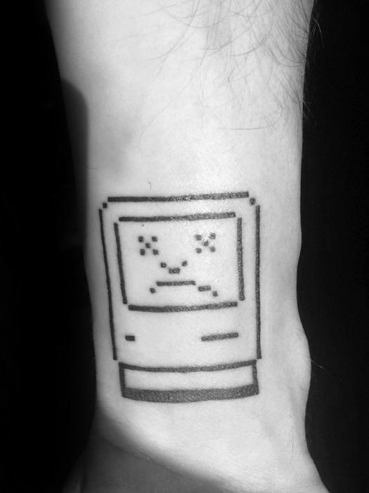 50 Computer Tattoo Designs For Men