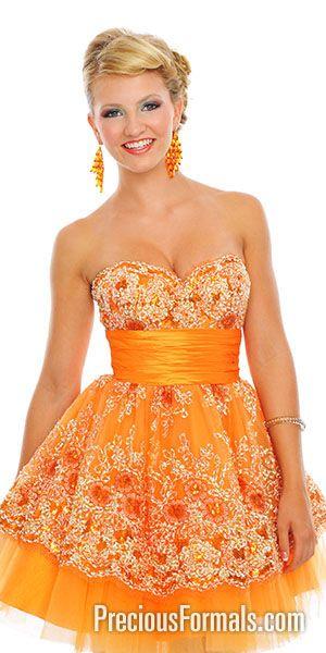 Precious Formals : Precious Divas : Dress C55079
