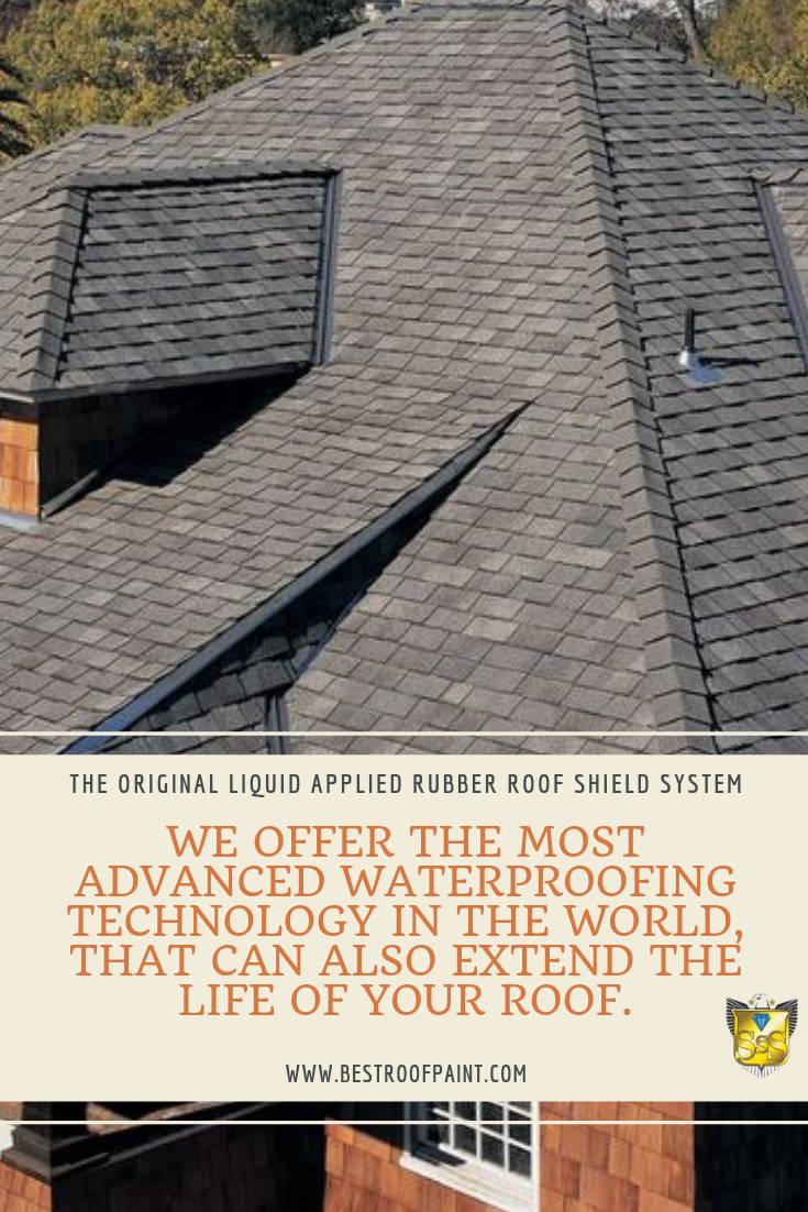The Best Roof Paint Roof Paint Roof Waterproofing Roof Restoration