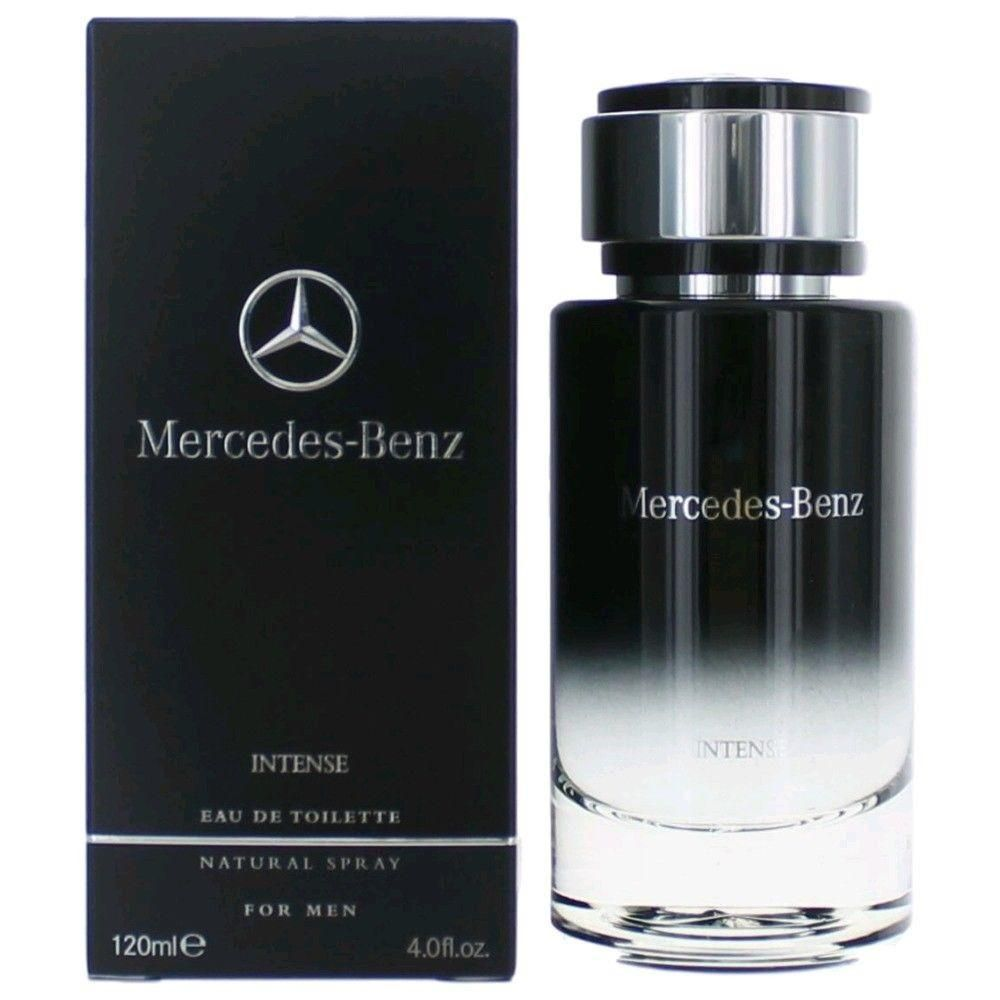 Mercedes Benz Intense by Mercedes Benz 4 oz EDT Cologne Spray for Men New in Box