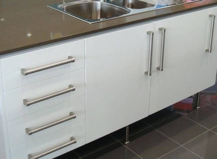 Kitchen Cabinets Without Handles Modern Kitchen Cabinet Handles