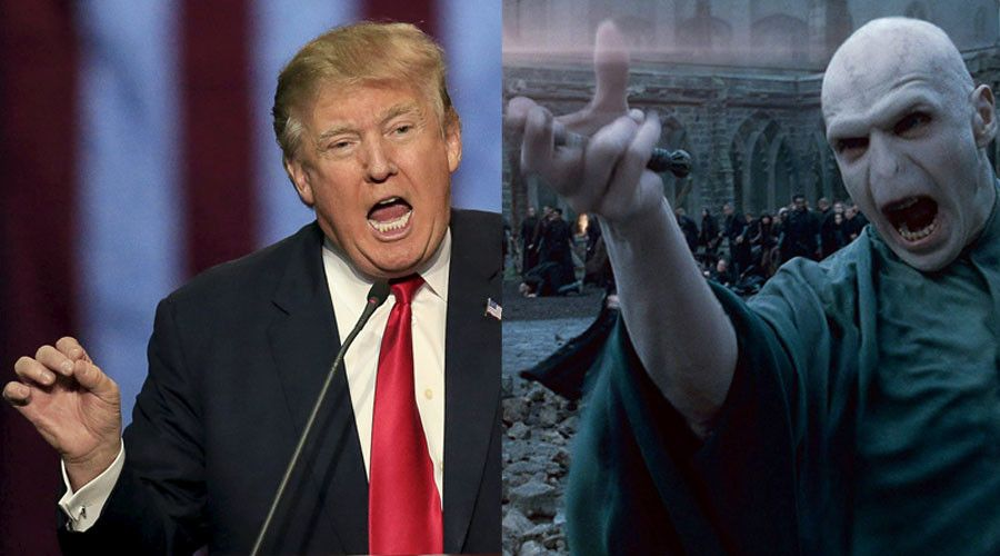 Badezimmer reuter ~ Voldemort nowhere near as bad as trump rowling http
