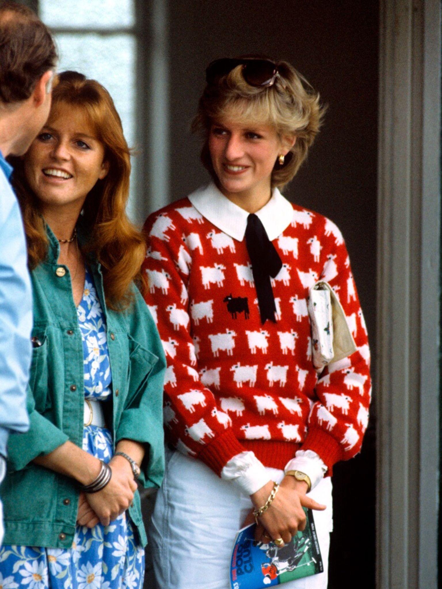 Sarah e Diana Princess diana, Princess diana photos, Diana