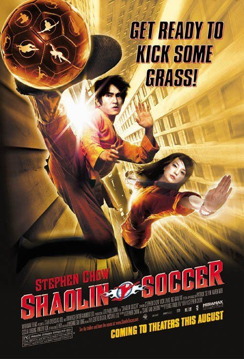 Shaolin Soccer 2001 Shaolin Soccer Shaolin Stephen Chow