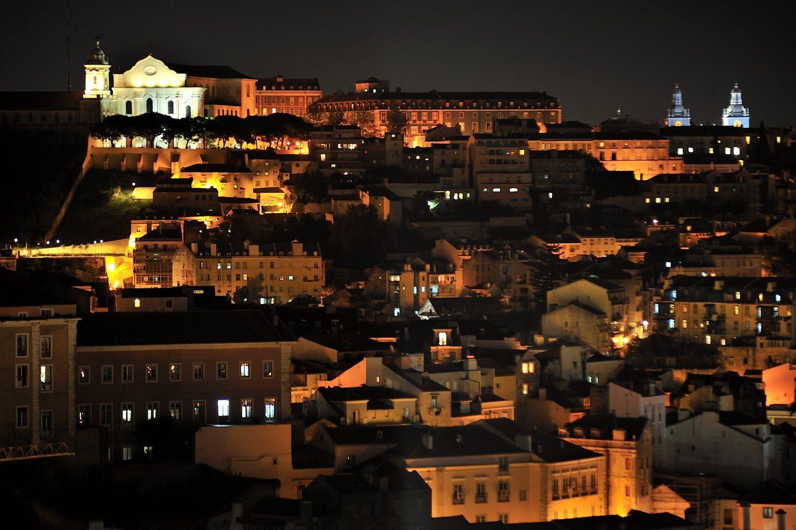 Miradouro De Nossa Senhora Do Monte Belvedere Of Our Lady Of The Hill Lisboa Europe Travel Belvedere Paisajes