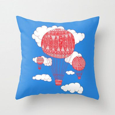 Throw Pillow made from 100% spun polyester poplin fabric, a stylish statement that will liven up any room. Individually cut and sewn by hand,