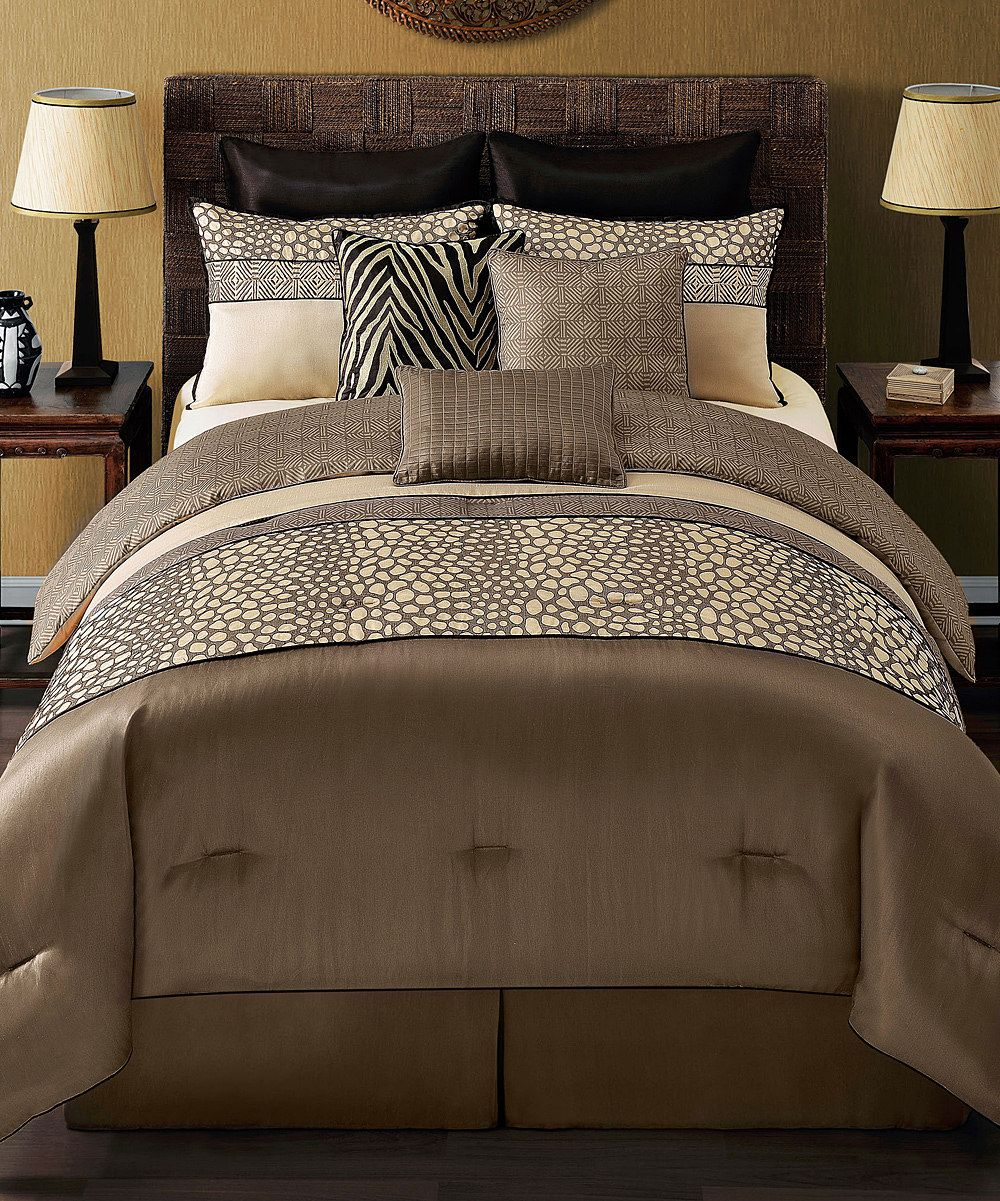 Just Ordered This Bedding On Zulily Today Home Sweet