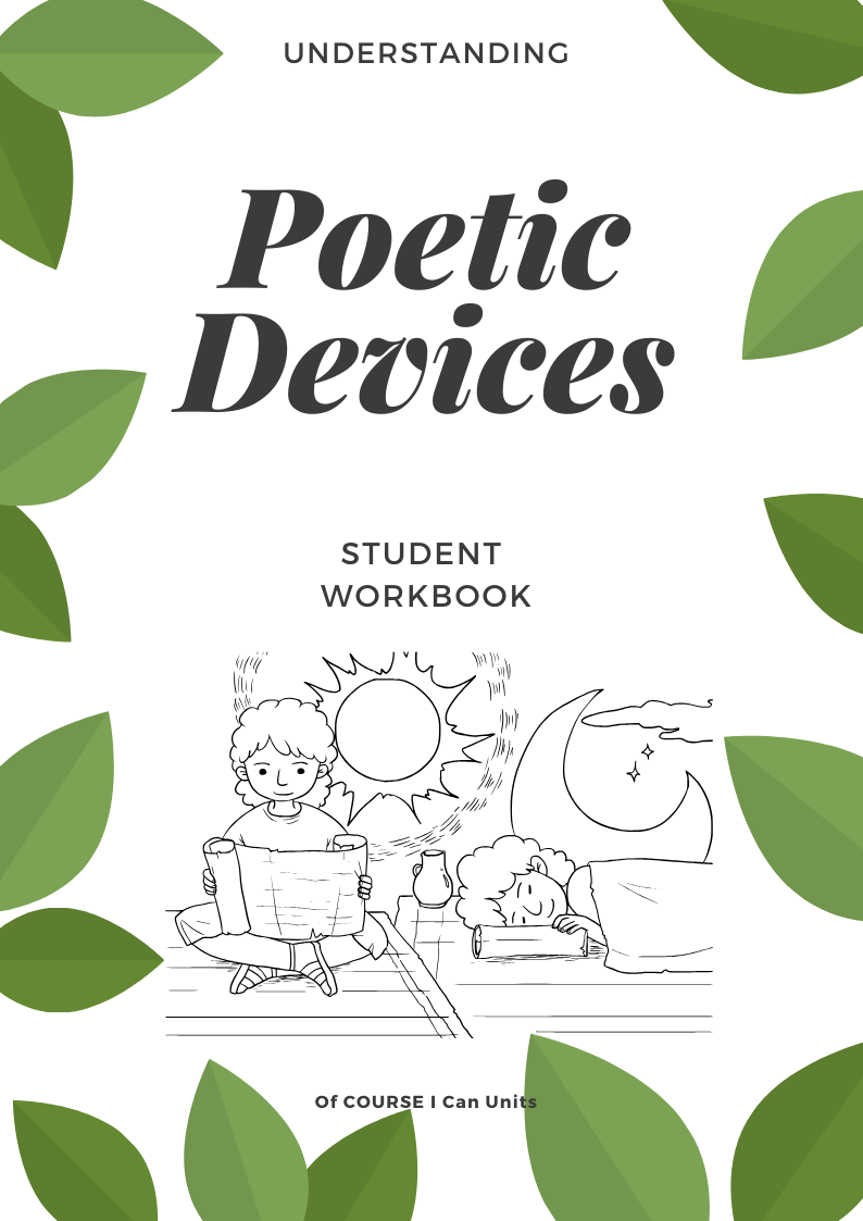 Understanding Poetic Devices in the High School English