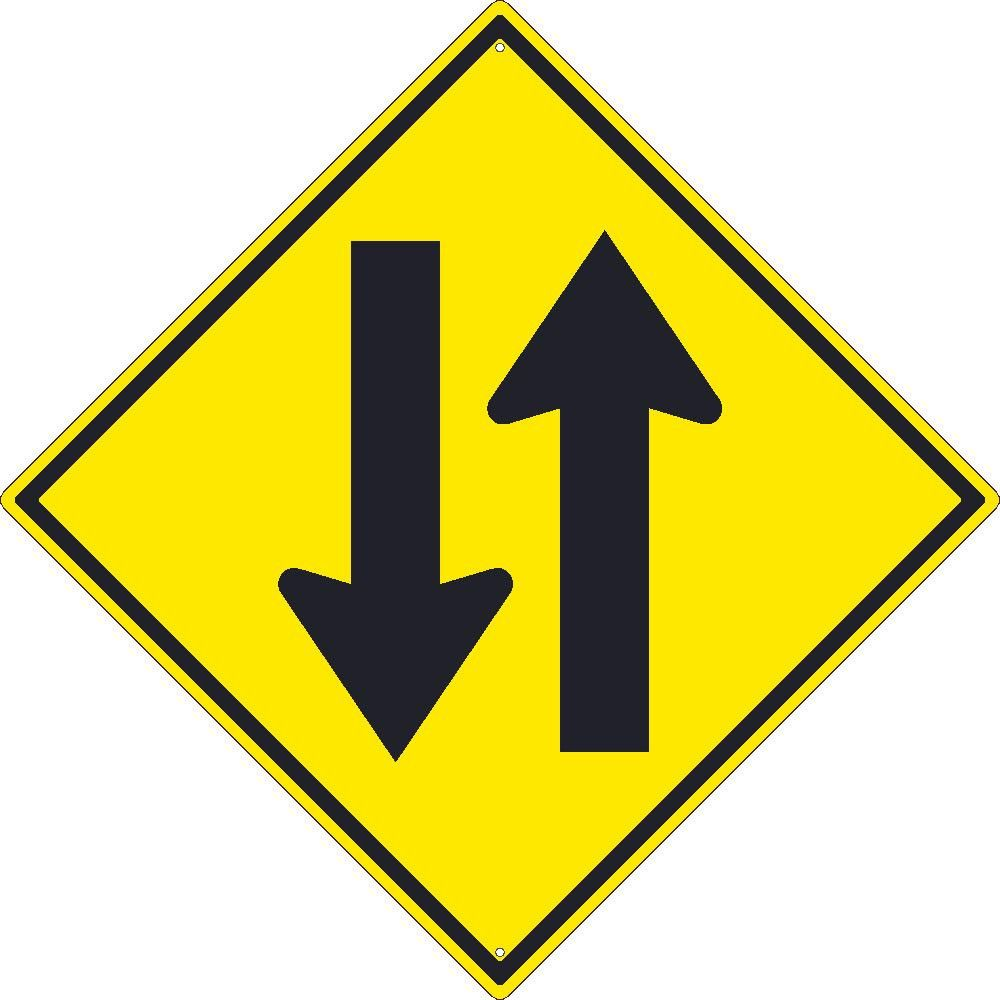 Two Way Traffic Arrows National Marker Tm238k 30 Markers Arrow
