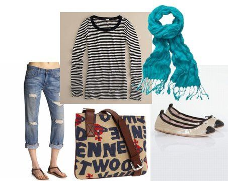 jillgg's good life (for less) | a style blog: personal style, defined: Parisian!