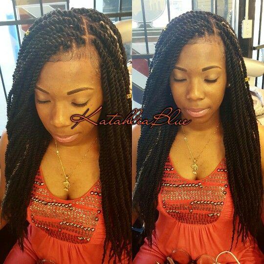 Small Marley Twists Houston Hair Stylist | IG: katahlia ...