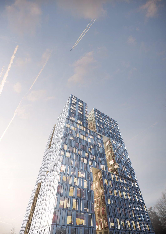 hochhaus visionen shortlist f r flughafenquartier in frankfurt pinterest hochhaus. Black Bedroom Furniture Sets. Home Design Ideas