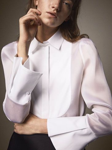457095a4eda718 Nouveautés de mode pour femme de la nouvelle collection automne-hiver 2017  toutes les semaines chez Massimo Dutti online. Lookbook exclusifs et  élégants.