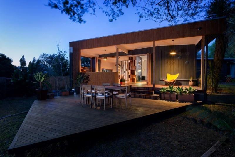 養生宅 位於澳洲墨爾本的養生宅,這個由maxa Design Building Design