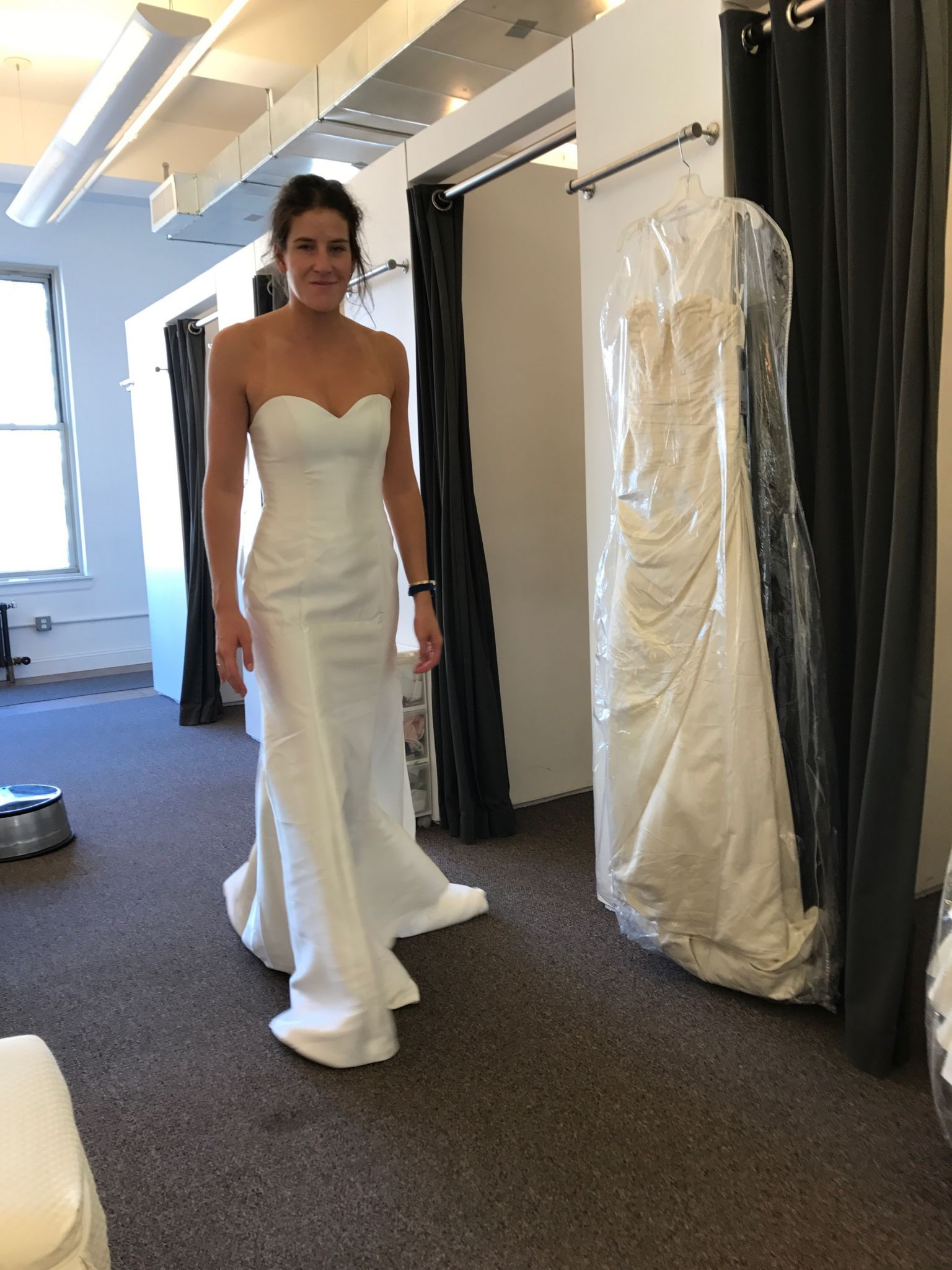 Other bridal garden size new unaltered wedding dresses