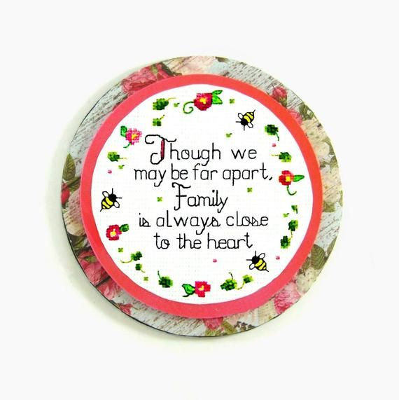 Long distance family t quote magnet Moving away t