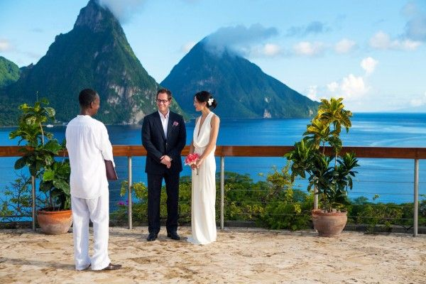 Destination Weddings In St Lucia Your Planning Guide