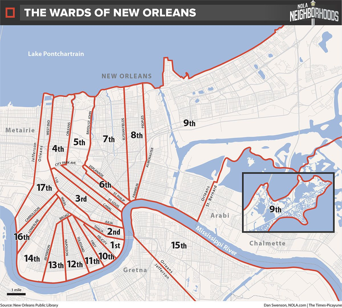 map new orleans districts 1850s Districts Of New Orleans New Orleans Map New Orleans map new orleans districts