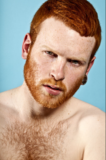 Hot gay redheads