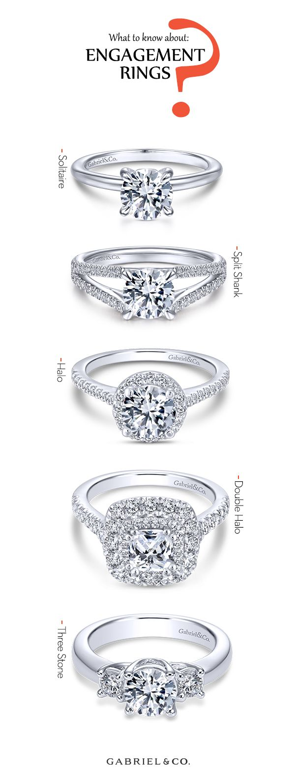 What To Know About Engagement Rings Engagement Ring Types Diamond Wedding Bands Dream Engagement Rings