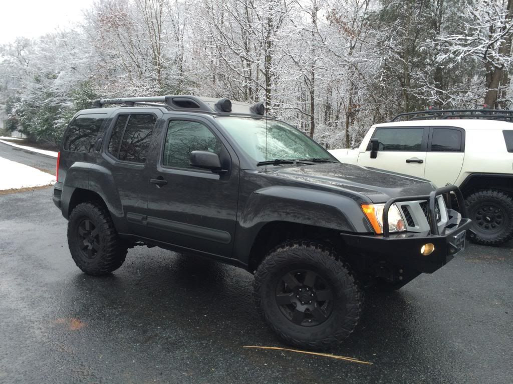 Kumho road venture mt kl71 28575r16 stock rims 2 lift and melt nisstec ultimate lift kit with springs and and spacers all the way around tirelift picture thread page 2 second generation nissan xterra forums vanachro Gallery