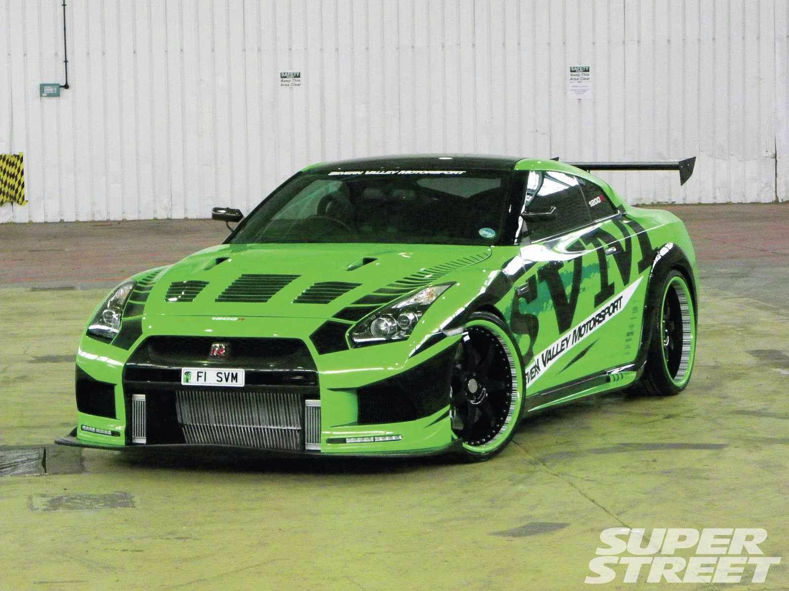 Hulk Import Car