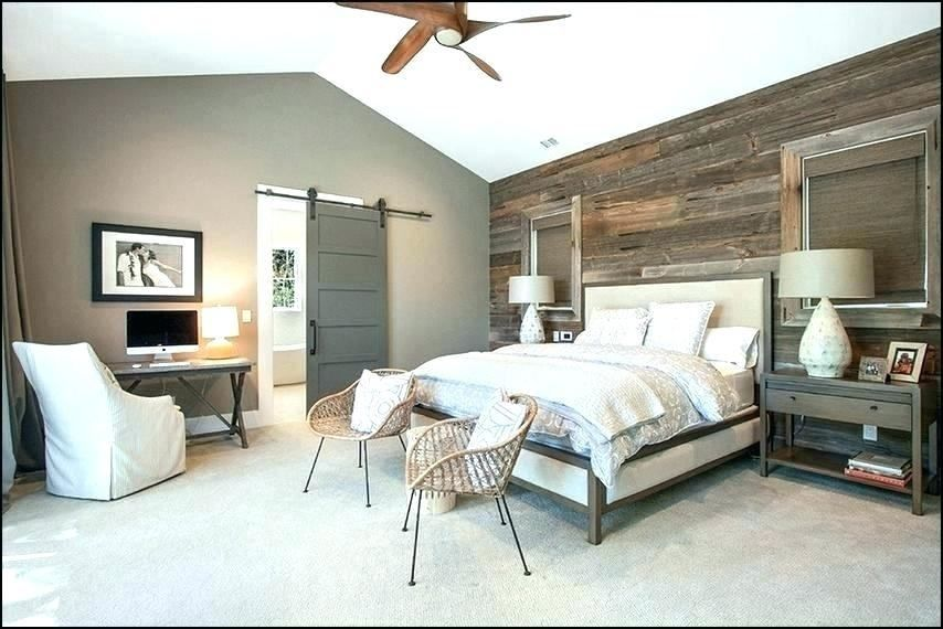 Modern Rustic Master Bedroom Ideas