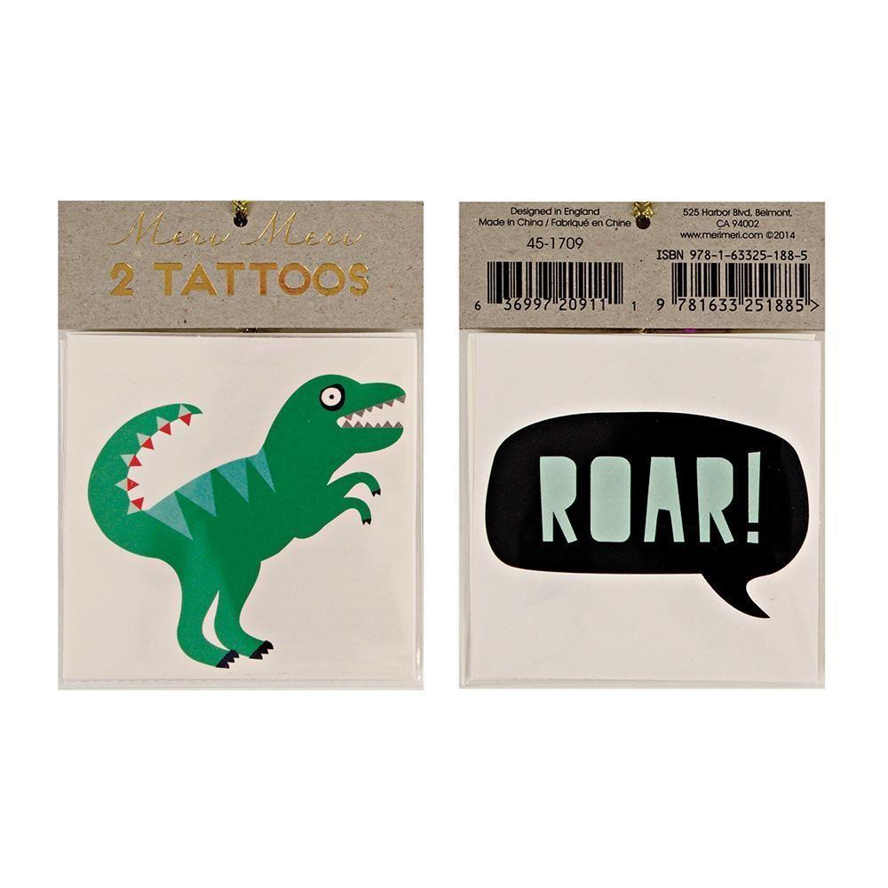 Dinosaur Tattoos #dinosaurtattoos