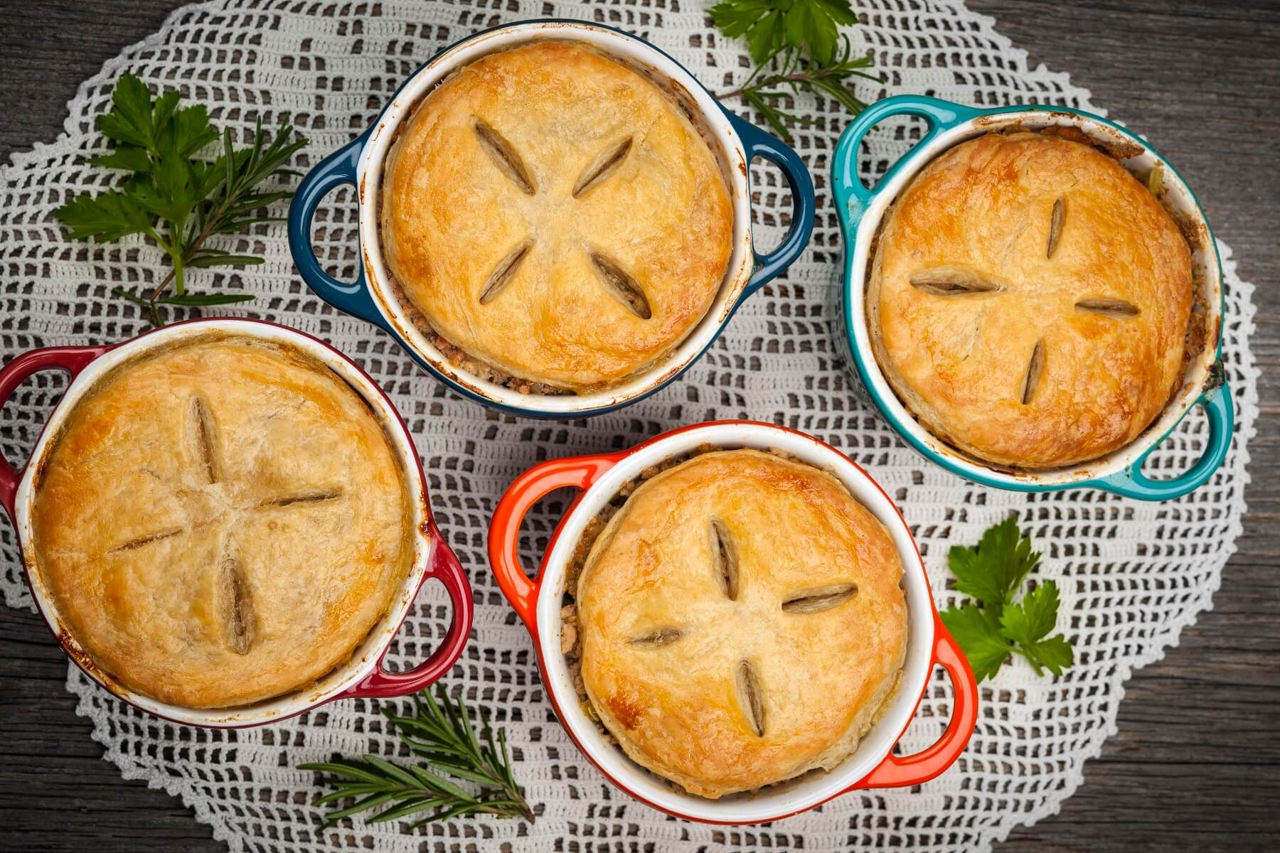 Straightforward Steak Pie Recipe (With images) | Beef pot ...