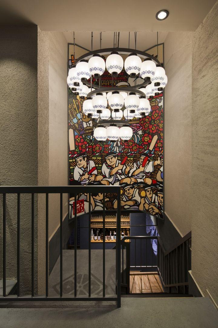 Hakataya Daikichi Izakaya By DESIGN STUDIO CROW Tokyo Japan Retail Design Blog