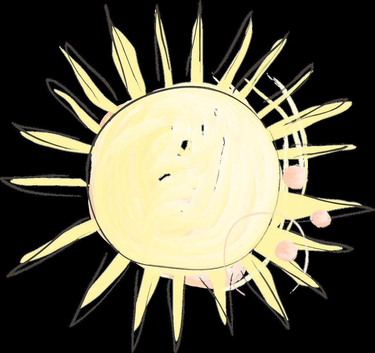 Sun Sunshine Day Summer Sunny Transparent Image Image Free Images Free Prints