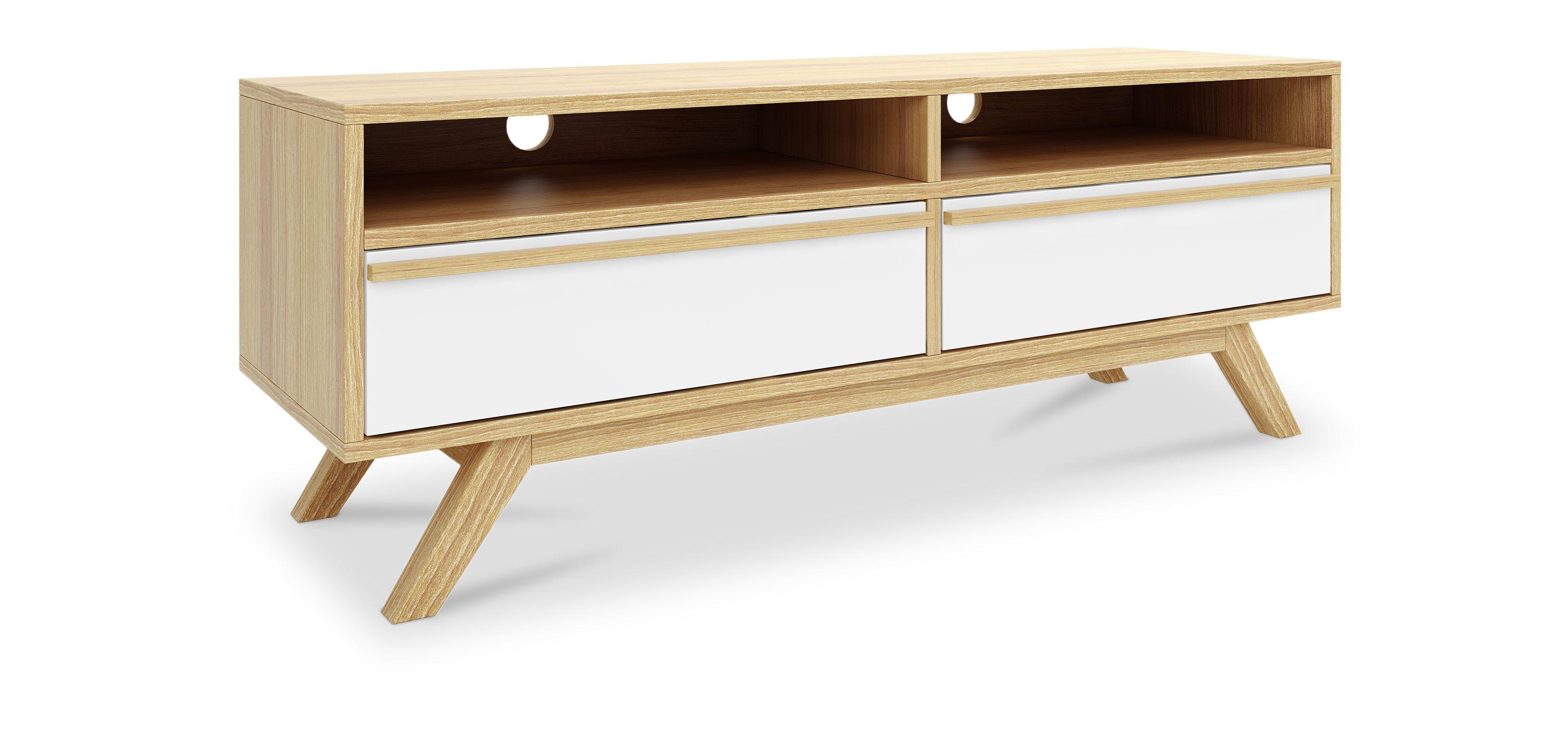 meuble tv style nordique best n bois acheter pinterest scandinavian style drawers and. Black Bedroom Furniture Sets. Home Design Ideas
