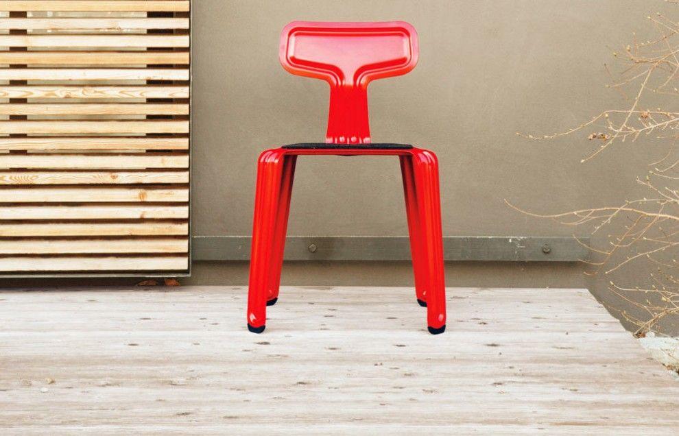 Pressed Chair Harry Thaler Aa13 Blog Inspiration Design Architecture Photographie Art Chaise Empilable Design Produit Objet Design