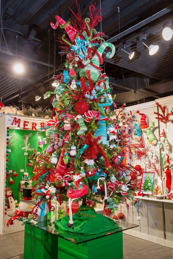 Ideas de decoracion de arbol de navidad 2018 2019 for Decoraciones para arbol de navidad 2016