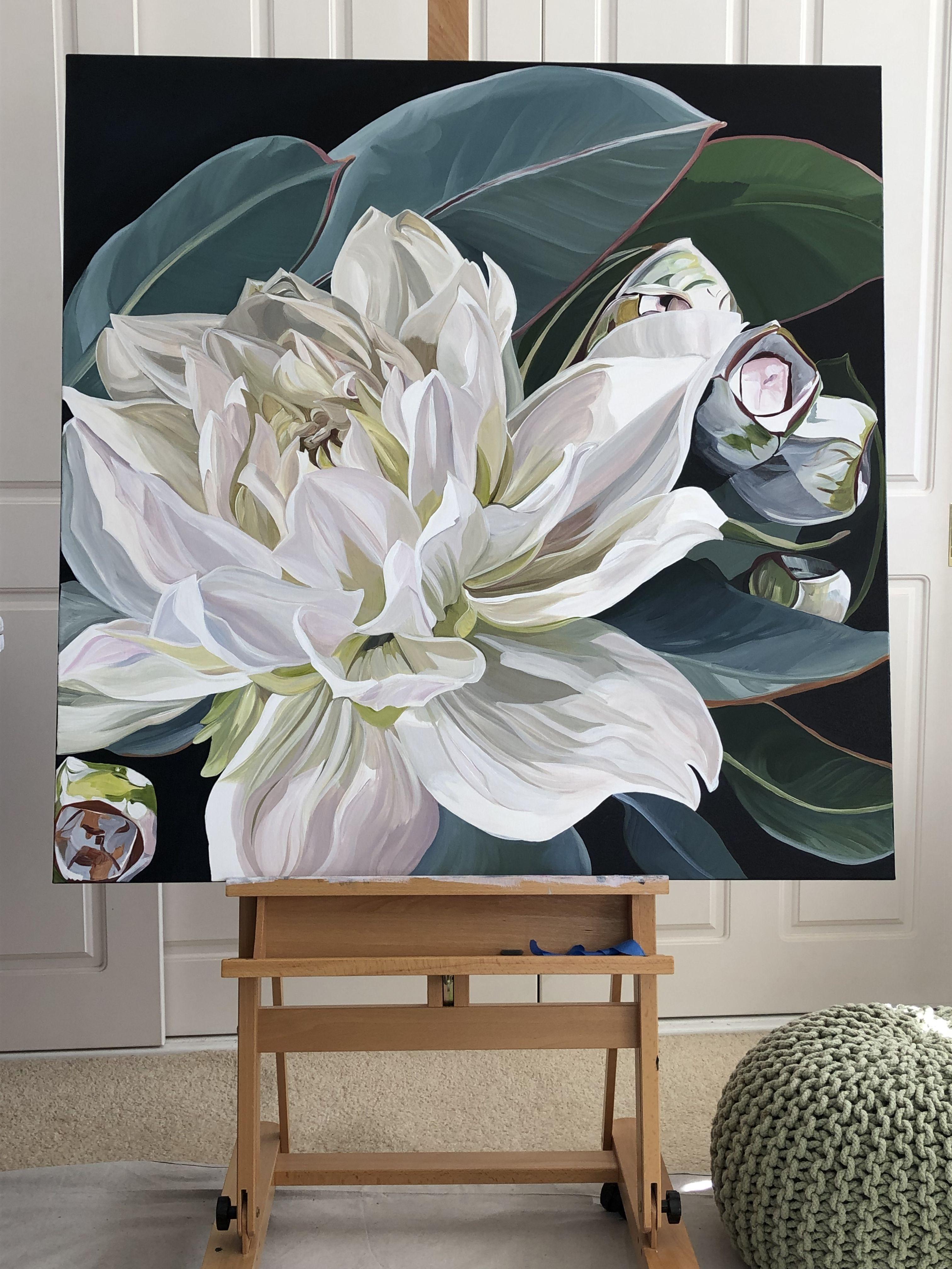 Details about  /Flower Bouquet Canvas Wall Art Pictures Home Deco Prints Oil Painting Re-Print