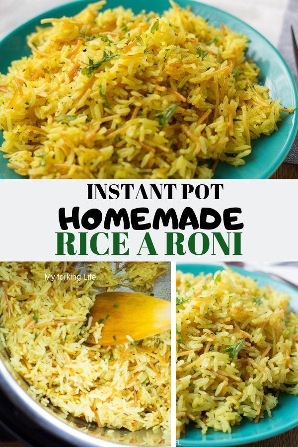 Copycat Rice a Roni