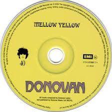 Mellow Yellow 45 by Donovan