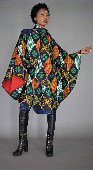 10 Stunning Electric Bulb Ankara Outfits You Cannot Resist on Mondays - MOMO AFRICA