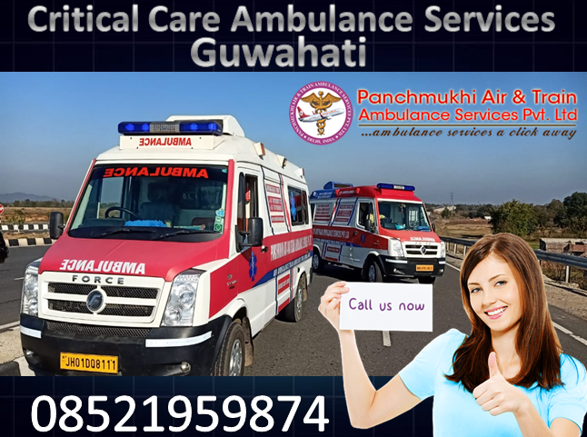 Advanced Ambulance Service in Guwahati near Me | Best ...