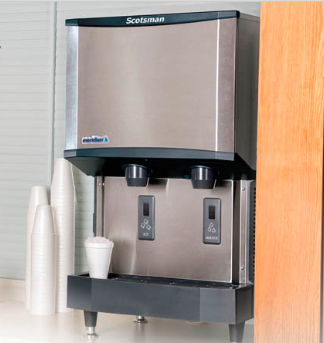 In Light Of Recent Events Scotsman Is Seeing A Higher Interest Of Our Touch Free Meridian Ice Water Dispen In 2020 Water Dispensers Food Service Equipment Scotsman