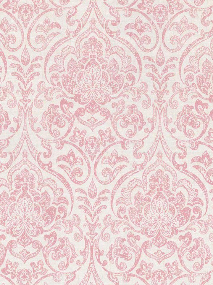 image result for vintage inspired soft pink paisley wallpaper rh pinterest com