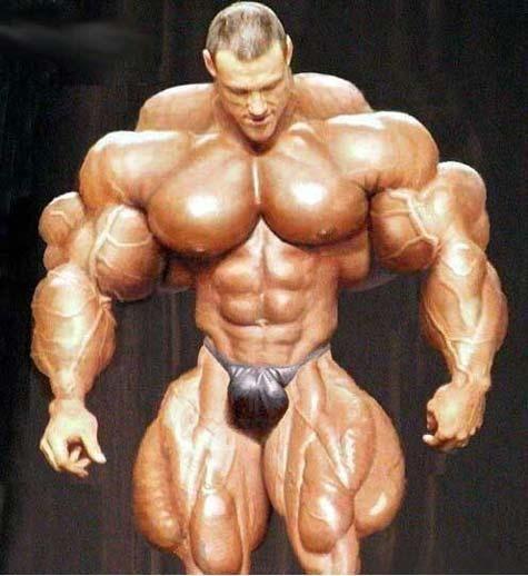 Muscles Freak Extreme Bodybuilding Human Oddities Image