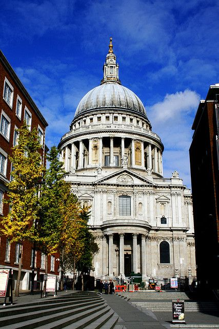 Some places always take a good picture - St Paul's, London