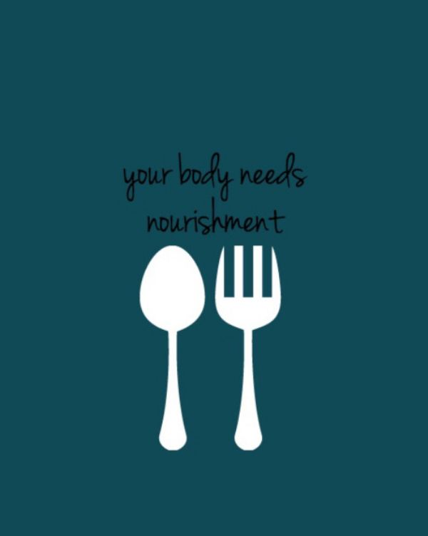 Eating Disorder Recovery Quotes Nourish Your Body  Mental Health  Pinterest  Recovery Eating