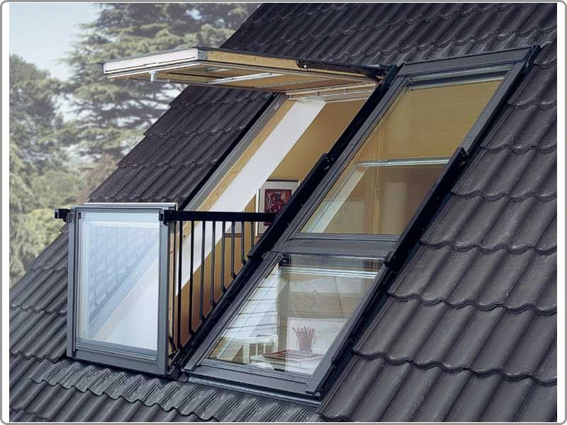 Okna dachowe  - dachfenster einbauen vorteile ideen